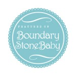Tracy Gabbard Photography got Published at Boundary Stone Baby