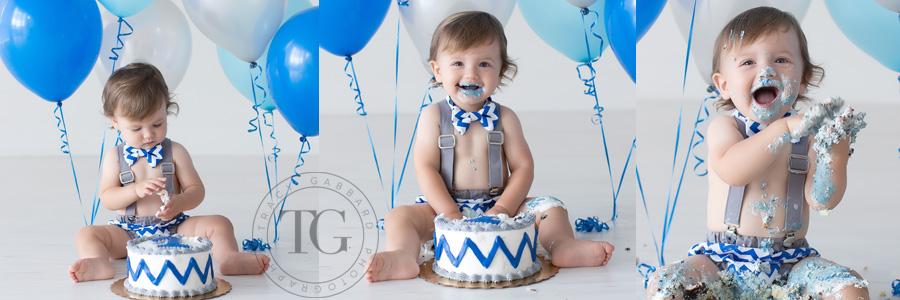 First Birthday Smash Cake Photo Sessions