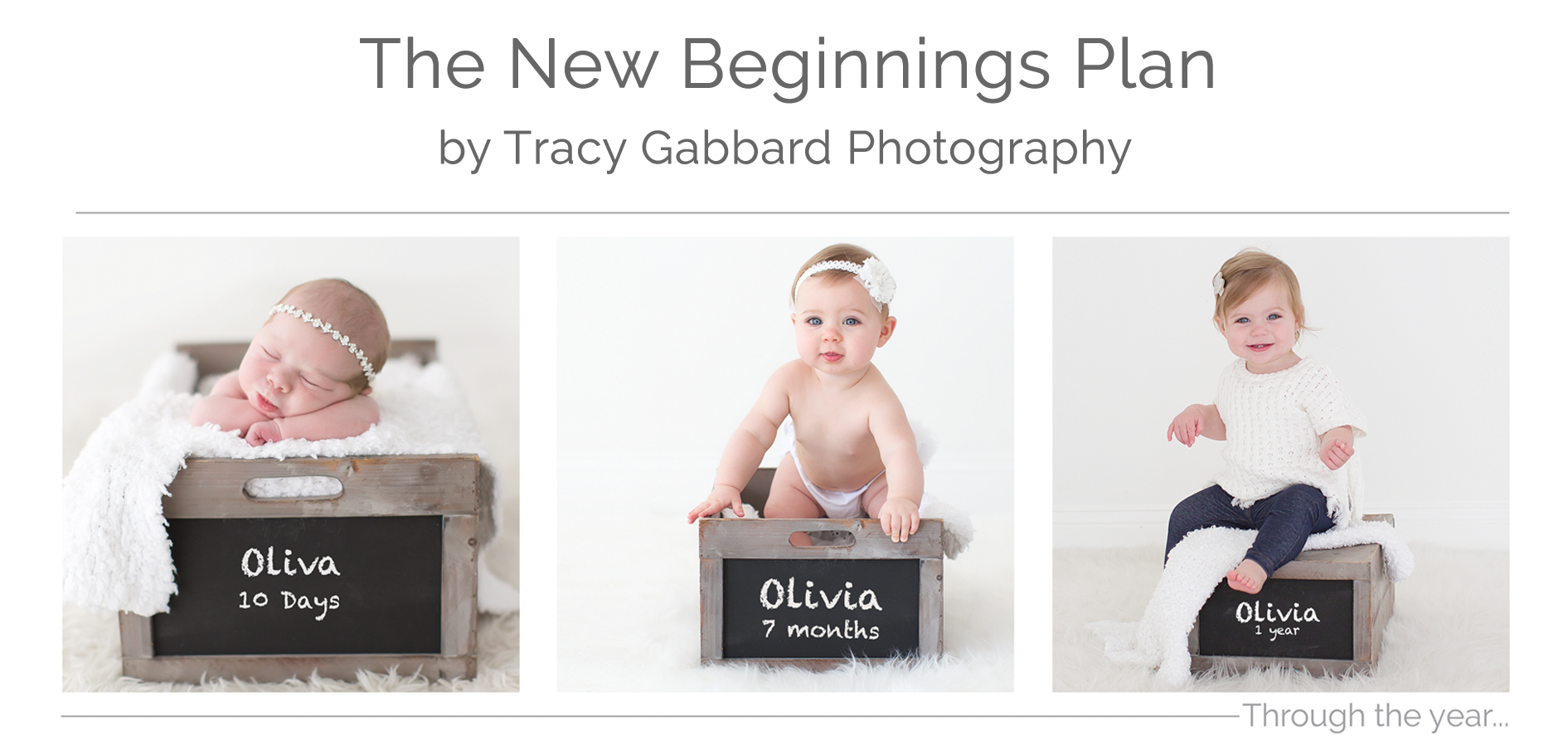 The New Beginnings Plan by Tracy Gabbard Photography