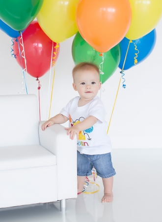 First Birthday Photography by Tracy Gabbard, Clearwater, Tampa FL