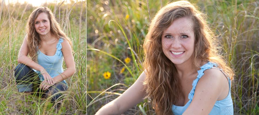 clearwater high school senior photographer