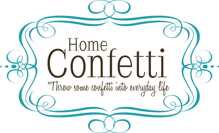 Tracy Gabbard Photography published at Home confetti