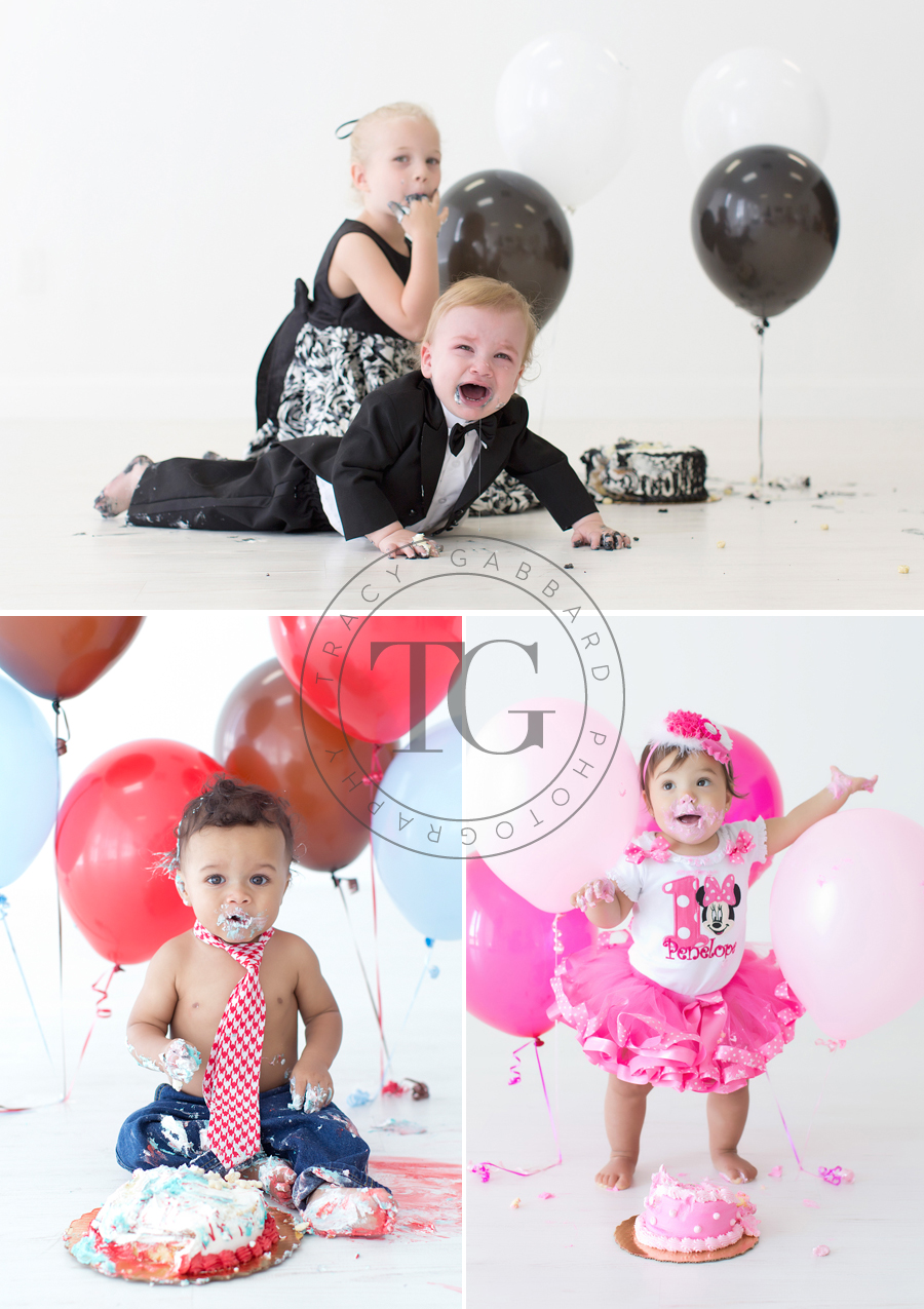 Tampa First Birthday Photography