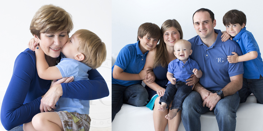 Photos of Beautiful in Blue, Family photography by Tracy Gabbard Photographer Tampa