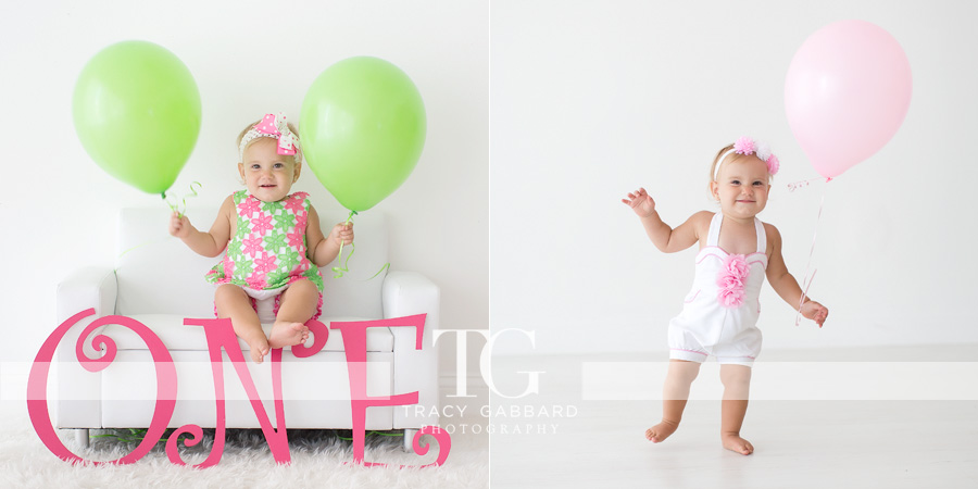 Sneak Peak One Year Old Session