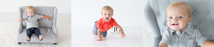 One Year Old Photography - Tampa, FL