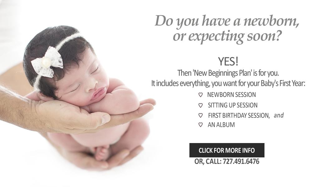 Baby's First Year Plan - New Beginnings Plan
