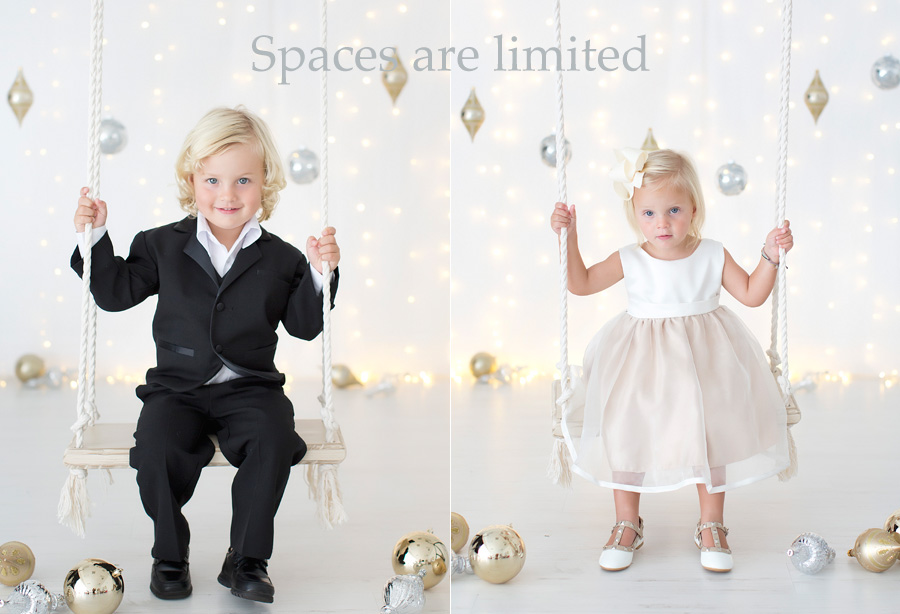 Holiday Photos Mini Sessions 2016