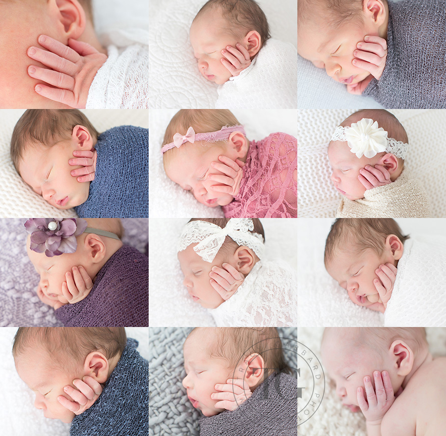 One of Tracy's Favorite Newborn Poses