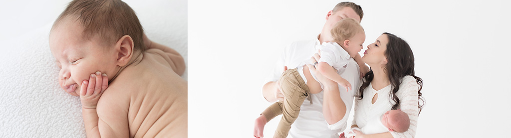 Early Newborn and family Photography by TGP
